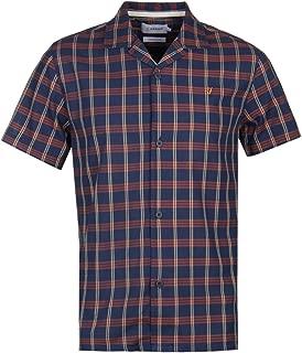 Phantom Short Sleeve Check Shirt