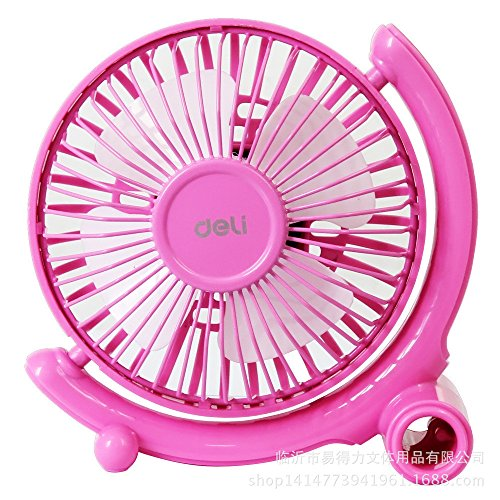 Mini USB mini PC ventilatore ventola, rosa