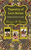 TAPESTRY OF LOVE SERIES: Three Books in One (Kindle Edition)