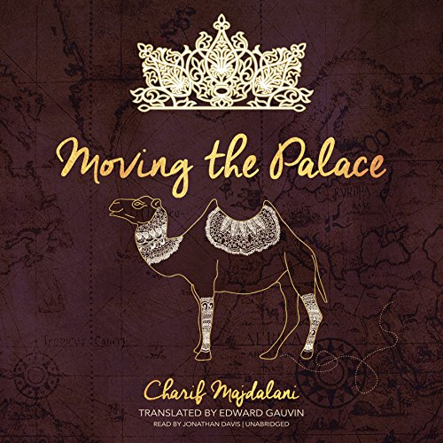 Moving the Palace audiobook cover art
