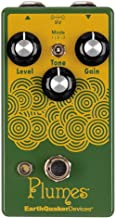 EarthQuaker Devices Plumes Small Signal Shredder Overdrive Guitar Effects Pedal