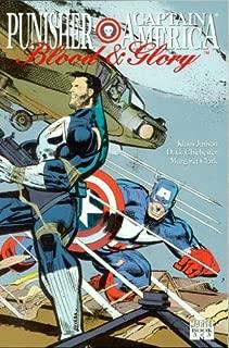 Punisher & Captain America: Blood & Glory #3