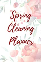 Spring Cleaning Planner: A Helpful Guide to Get You and Your House Back on Track