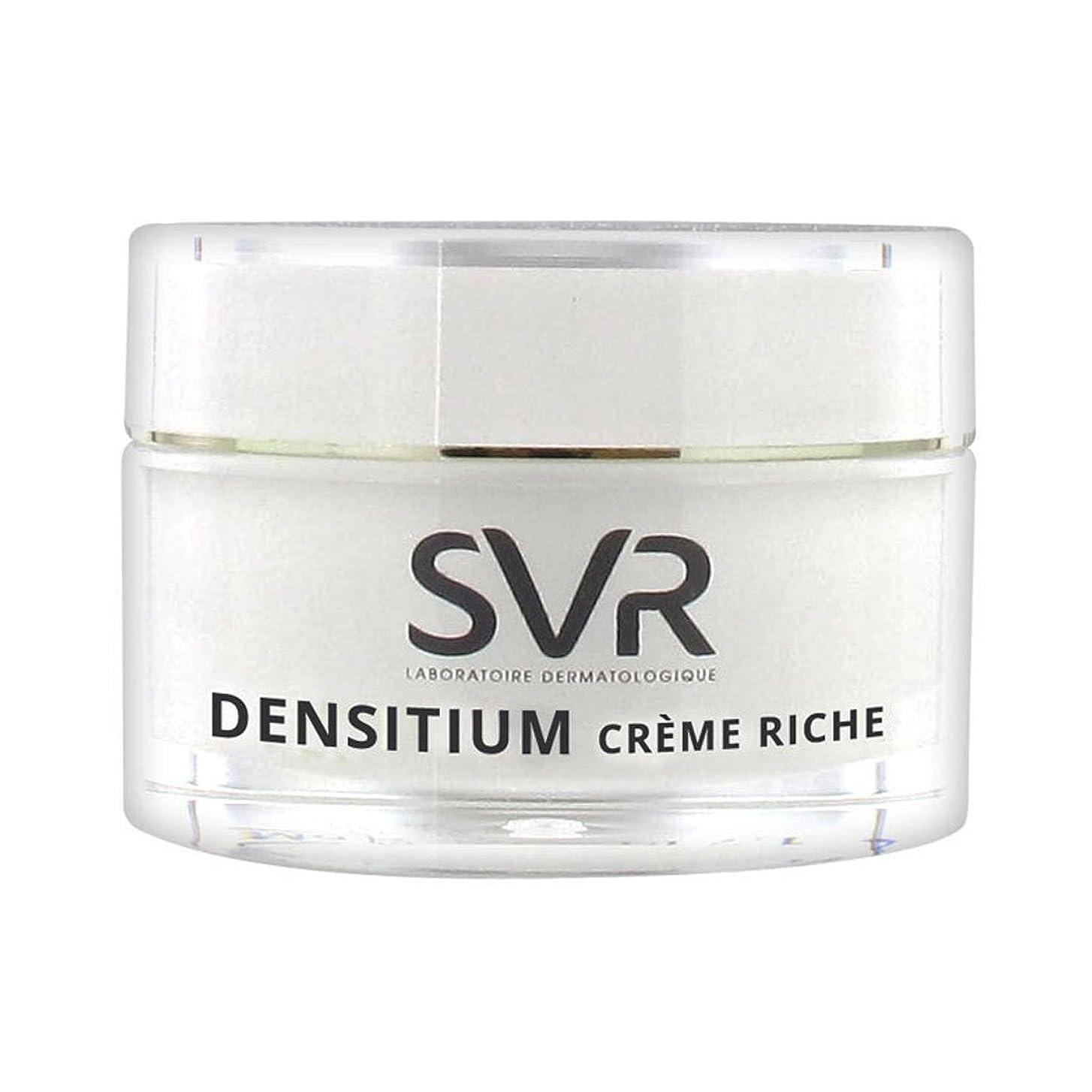 マイクロフォン航海従うSvr Densitium Redensifying Ultra-nourishing Cream 50ml [並行輸入品]