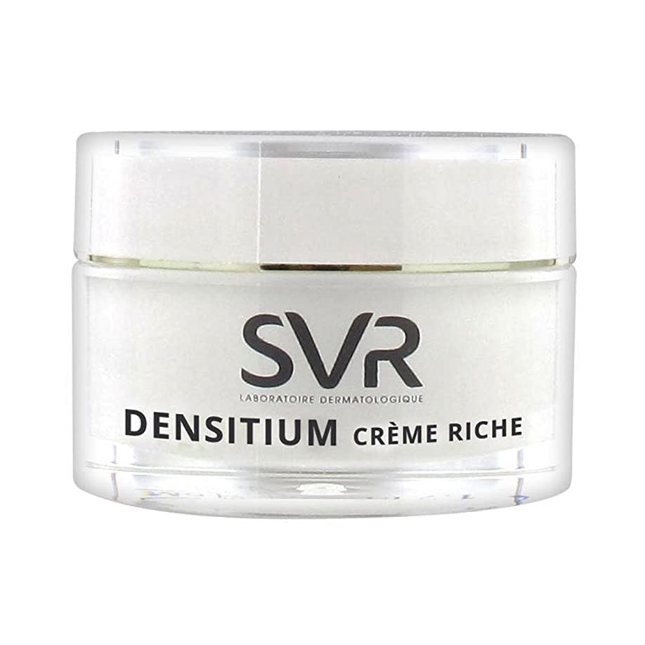 系譜放射性保持Svr Densitium Redensifying Ultra-nourishing Cream 50ml [並行輸入品]