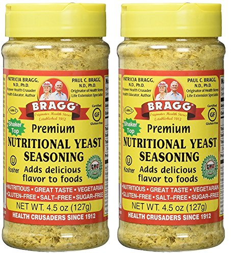 Premium Nutritional Yeast Seasoning 4.5 Ounce