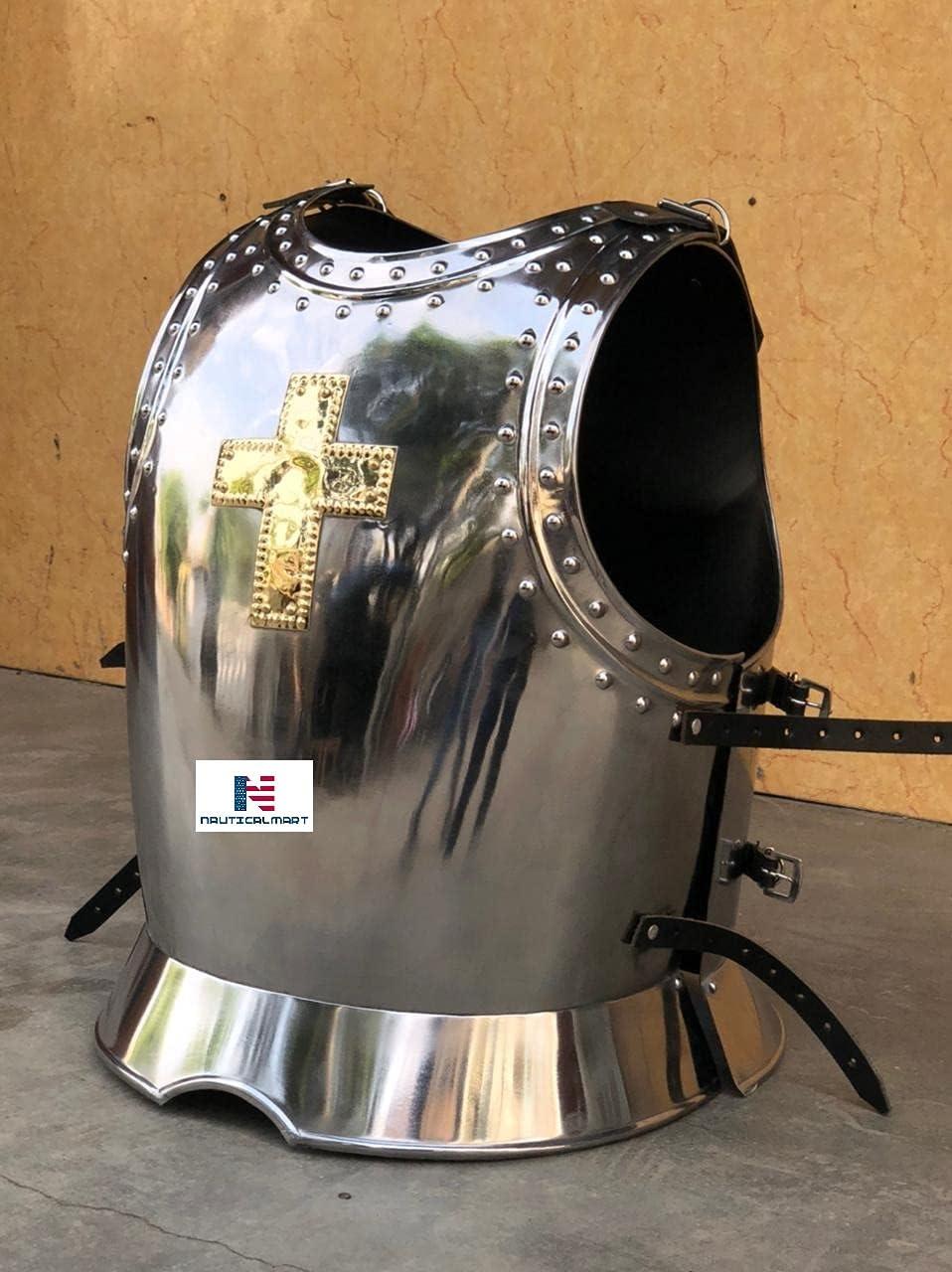 Nautical-Mart Finally popular brand Armour Steel Knights store Breastplate Costume Halloween