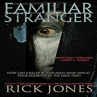 Familiar Stranger cover art