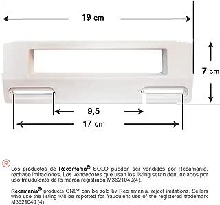 Amazon.es: Recambios y accesorios para frigoríficos: Grandes ...
