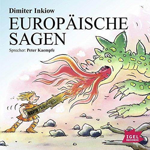 Europäische Sagen cover art