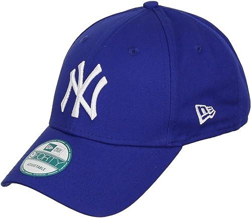 Unbekannt - New York Yankees - New Era 9forty Adjustable - League Basic - Royal - única