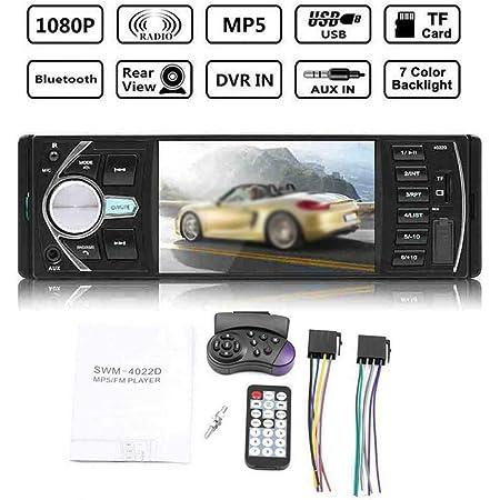 Balai 4 1 Zoll 1 Din Android Auto Stereo Touchscreen Elektronik