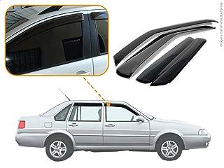 Calha de Chuva VW Santana 4 portas 1999 2000 a 2005 2006