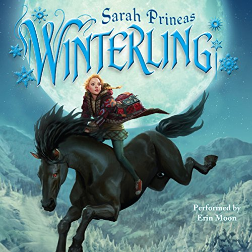 Winterling audiobook cover art