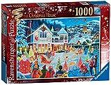 Ravensburger Christmas House 2021 Edición Especial 1000 Piezas Puzzles para Adultos y niños a Partir de 12 años