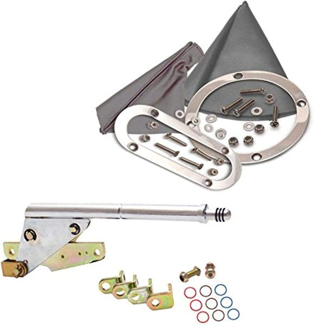 American Shifter 436843 Kit 2004R Brake Swan 23 Cable E Outlet Oakland Mall sale feature