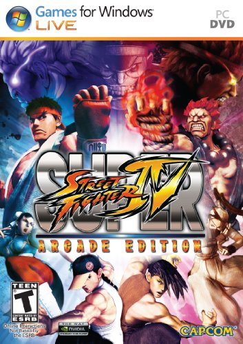 Super Street Fighter IV Arcade Edition (輸入版)の詳細を見る