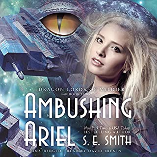 Ambushing Ariel audiobook cover art