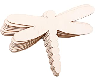Best dragonfly wood cutouts Reviews