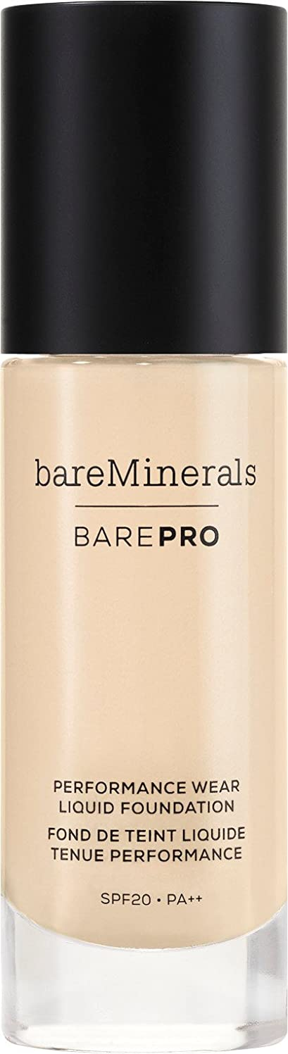スーパー鯨セメントベアミネラル BarePro Performance Wear Liquid Foundation SPF20 - # 01 Fair 30ml/1oz並行輸入品