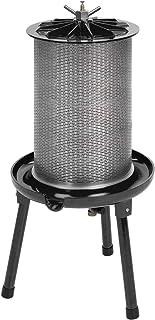 Waldbeck Fruit Punch 20 Hydro Juicer - Presse jus hydraulique, 40 L, pression d'eau max. 3 bar, pression de pressage max. ...