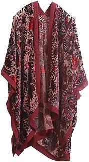 Best plus size velvet kimono Reviews