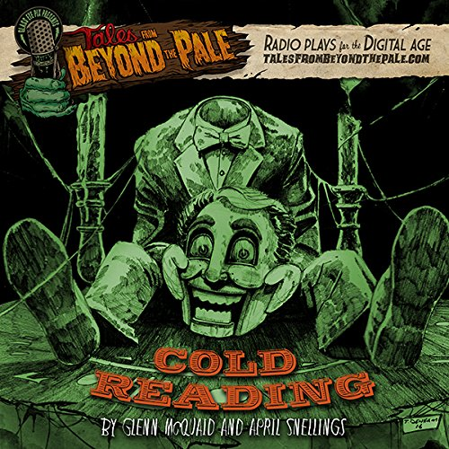 Cold Reading audiobook cover art