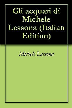 Gli acquari di Michele Lessona