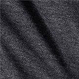 Richland Textiles Sweatshirt Fleece Charcoal Fabric By The Yard