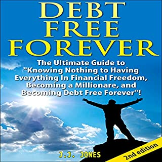 Debt Free Forever [2nd Edition] cover art