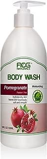 Nature's Gate Body Wash Pomegranate Sunflower Velvet, 18 oz