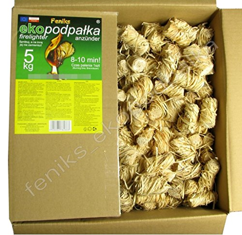 Feniks Sp. z o.o. Feniks Eco Firelighters 500 pcs