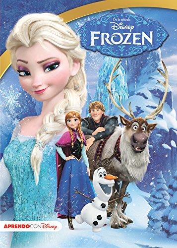 Frozen (Leo, juego y aprendo con Disney)