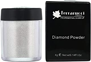 Ferrarucci Diamond Powder - FDE07 Silver, 4g