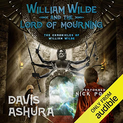 William Wilde and the Lord of Mourning cover art