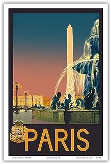 vintage concorde poster