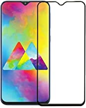 Plus Tempered Glass Edge to Edge Full Coverage for Samsung Galaxy M20 - Black