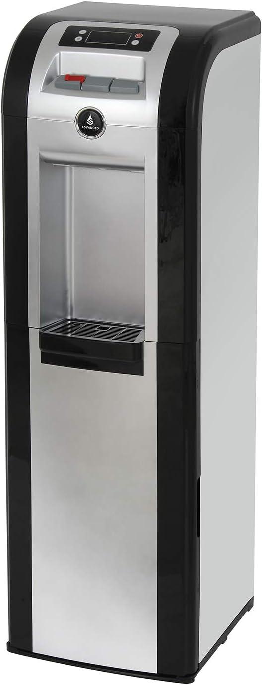 Vitapur VWD1006BLP Max 45% OFF Bottom Spring new work Load Water Black Dispenser