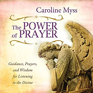 The Power of Prayer audiobook cover art