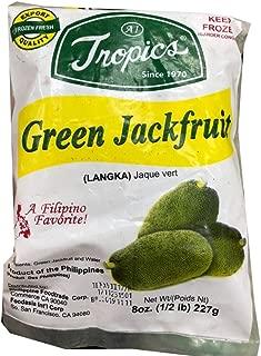 Tropics Green Jackfruit (frozen) Filipino product