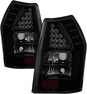 Tail Lights For 05-08 Dodge Magnum LED - Black Smoked