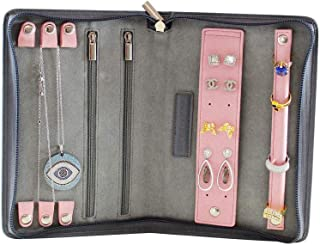 Double bay travel jewellery case Women's by Mary and Marie