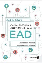 Como preparar conteúdos para EAD eBook Kindle