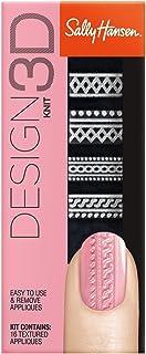 (Knit) - Sally Hansen Design 3D Nail Sticker, Knit