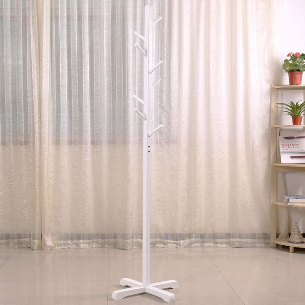 ZXL specialty shop Direct stock discount Furniture Coat Rack Standing E Shelf Floor Wooden