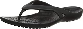 Crocs Women's Kadee II Flip Flop | Casual Lightweight Beach Sandal or Shower Shoe