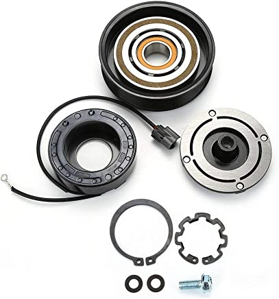 2003-2007 Honda Accord 2.4L A/C AC COMPRESSOR CLUTCH KIT (PULLEY,