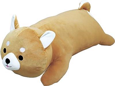 ヂヤンテイ商会 アニマル抱き枕〔ほっこりメイト〕 柴犬のちゃちゃまる 72cm G-6526N