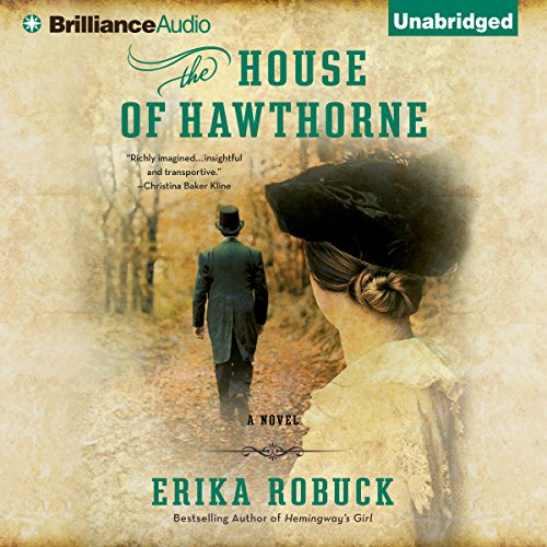 The House of Hawthorne audiobook cover art