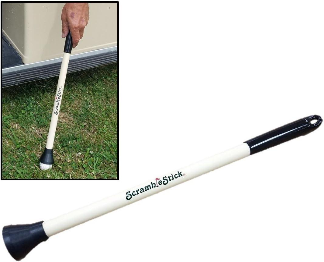 Scramble Stick The Original Shorty Golf Ball Retriever, Lightwei